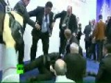 SHOCKING Man Tries To Shoot Bulgarian Politician At Point Blank Range