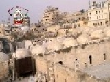 Syrian Sunni Arab Citizen Soldiers Detonate Explosives Under Assad Regime Outpost: Aleppo Old City Nov 8th, '13