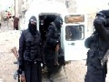 Syria - FSA Ninja-Women Commando In Action 08 05