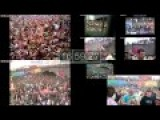 Synchronized Loveparade Disaster Videos