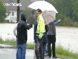 Severe Flooding Hits Parts Of Bavaria, Germany