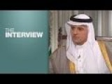 Saudi FM Adel Al Jubeir: Syrian Democratic Rebels Are Getting 'more' Lethal Weapons