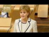 Scotland Pushes For Independence Referendum