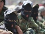 Shiite Militia Display Jihadist Bodies In Iraq City