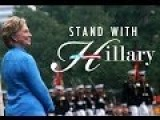 STAND WITH HILLARY