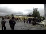 Stripping Donetsk Airport On September 25