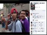 "Suspect In Huntington Beach Riots Arrested After ""liking"" His Photo On Police Dept's Facebook Page"