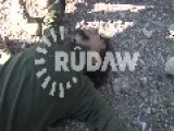 Saudi Daesh Rat Captured By Kurdish Forces