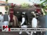 Sonia Gandhi, PM Flag-off Banihar-Quazigund Rail Line In Kashmir