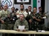 Syria Update : US, Arab States Train Syria Militants: Top Opposition Cmdr * LET ME BE CLEAR * 20 10 2014