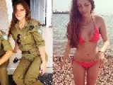 Some Beautiful Women Soldiers In The Israeli Army IDF - Part 3