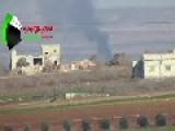 Syrian Sunni Arab Tank Hunters Engage Assadist Armour, With 9M113 ATGMs: Hama Governorate Feb 14th, '14