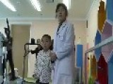 Socialist Hospital Offers Free Medical Services To Kids In North Korea