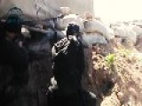 Syria - IF Fighting In Ramouseh, Aleppo 10´ Long Vid 16 04