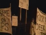 Second Night Of Rock Creek Deer Shooting Draws Protesters