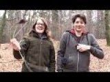Survival Lilly And Bushcraft Stephi: Slings And Dog Butt To Face