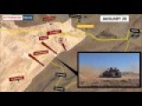 Syrian War Update –Palmyra Front January 22, 2017 : See-sawing Battles In The Syrian Desert