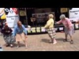 Stourbridge Grannies Dance