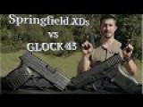 Springfield XDs -vs- GLOCK 43--|Which One Is Best?|