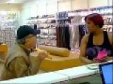 Store Murder Funny Prank In Brazil