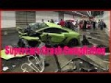 Supercar With Stupid Drivers Compilation
