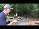 Shooting The American-produced Tavor Semi-automatic