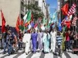 Shocking NYC Muslim Day Parade Videos And Pictures Will Leave You Wondering What Country This Is!