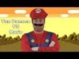 Super Mario Does The Jean-Claude Van Damme Epic Splits!