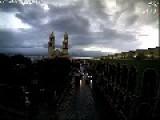 Storm Cloud Rolls Over Campeche