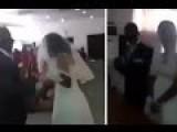 Secret Lover Shows Up To Wedding In Same Dress As Bride