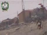 Syria - Al-Rahman Brigades Sniper Targets SAA Troops 09 04