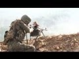 Syrian Army Combat Footage - Hunting For Insurgents