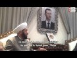 Syria's Grand Mufti: Erdogan & Davutoglu Behind Abduction Of Two Aleppo Archbishops