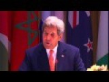 Secretary Kerry Delivers Remarks At The Global Counterterrorism Forum By U.S. Department Of State