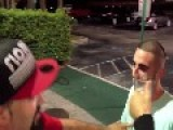 Street Fights Guy Provoking His Buddy And Gets Into A Fight