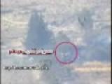 Syria - SAA Hits IF Heavy Gun - October 2014