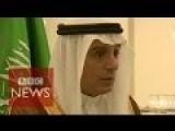 Saudi FM: No Doubt Syria's President Assad Will Go