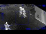 Sherriff's Chopper With Thermal Vision Spots Burglar