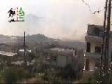 SAA Shells Salma In Latakia Province
