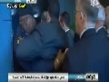 Scuffle Breaks Out Between Abbas Body Guards And United Nations Security At The UN General Assembly's 69th General Debate