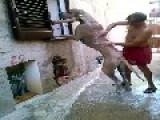 Scooby Doo Bathing