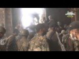 SAA In Action In Jobar - Damascus