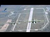 Sukhoi Su-25 Frogfoot Over Graf Ignatievo Air Base By Bulgarian Air Force - Full HD, 2K, 4K