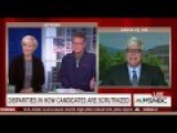Scarborough Battles Hewitt On Media Bias: 'Hugh, Please Don't Embarrass Yourself'