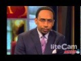Stephen A. Smith Wishes Every Black American Would Vote GOP For One Election