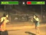 Street Fight Mortal Kombat Style - Chile