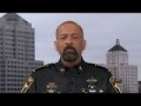 Sheriff David Clarke On Milwaukee Riots