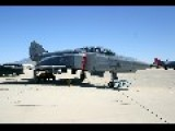 Some Photos Of QF-4 Phantom Drones At Davis Monthan AFB In 2009