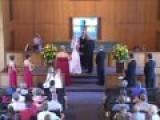 Schizophrenic Dude Interrupts Wedding!!!
