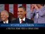 State Of The Union 2014 Political Remix Video